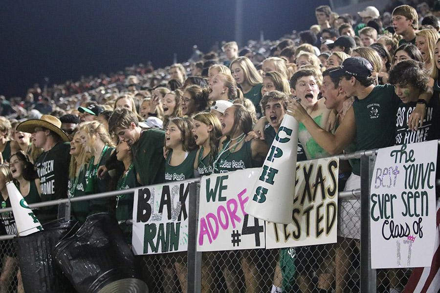 student-section